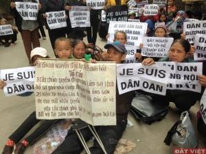 Dân oan Đồng Tâm